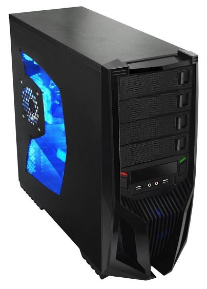 Gabinete ATX Gamer Super Blade 298WB sem Fonte USB 3.0 Preto - Raidmax