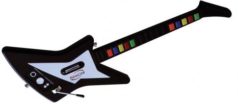 Guitarra Sem Fio Extreme GU101 - New Link