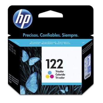 Cartucho 122 Colorido CH562HB - HP