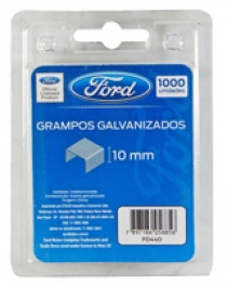Grampo 10mm Grampo Tapeceiro Blister (1000 unidades) FD440- FORD -