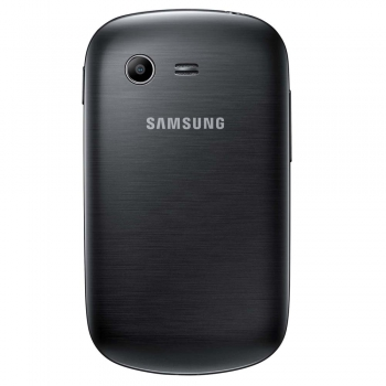 Celular Galaxy Star Trios S5283 Cinza com Trial Chip, Android 4.1, Camera 2MP, Wi-Fi, 3G e Bluetooth
