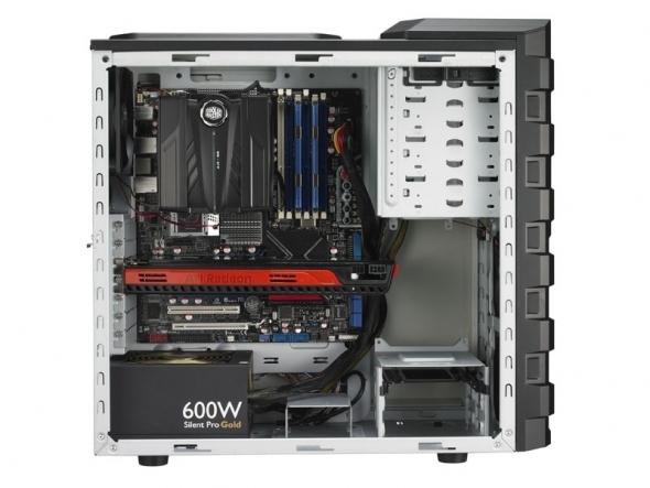 Gabinete ATX HAF 912 - RC-912-KKN1 - Coolermaster