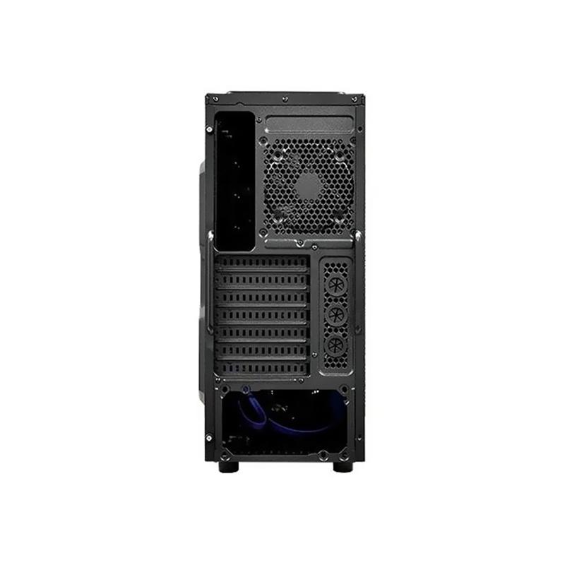 Gabinete ATX Gamer Viper 321WBU Preto e Azul - Raidmax