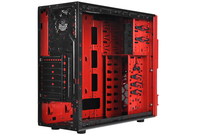 Gabinete ATX TT Commander MS-I Epic Edition VN400A1W2N-B - Thermaltake