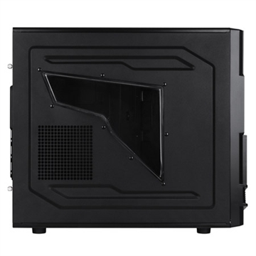 Gabinete TT Commander MS-I Black USB 3.0 VN400A1W2N - Thermaltake
