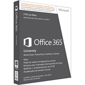 Office 365 University R4T-00051 - Microsoft