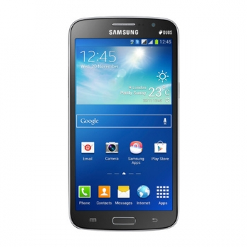 Smartphone Galaxy Gran Duos 2 TV G7102 - Android 4.3, 3G, Tela de 5,3, Câm 8MP, Quad Core 1.2 GHz, Dual Chip Preto