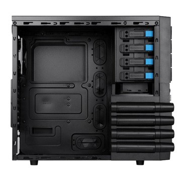Gabinete ATX TT Level 10GTS Preto Case VO30001W2N - Thermaltake