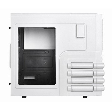 Gabinete ATX TT Level 10 GTS Snow Edition VO30006W2N - Thermaltake -