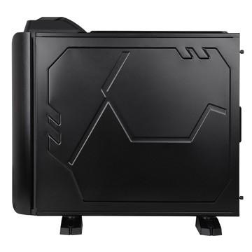 Gabinete Full Tower TT Armor Revo Black Case VO200M1W2N - Thermaltake