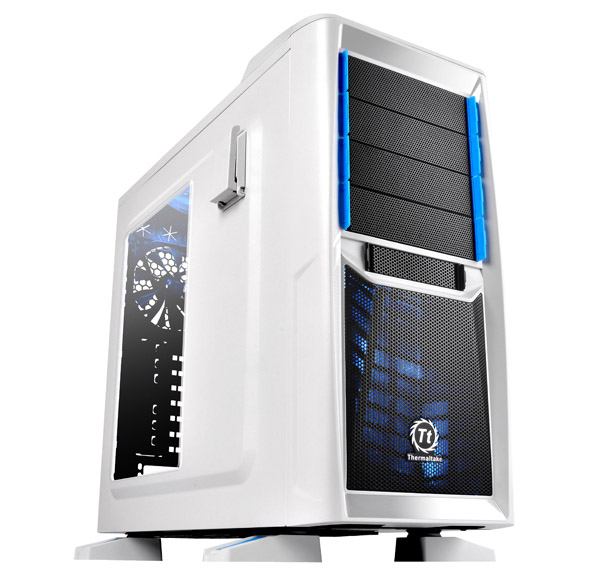 Gabinete ATX TT Chaser A41 Snow Edition VP200A6W2N - Thermaltake