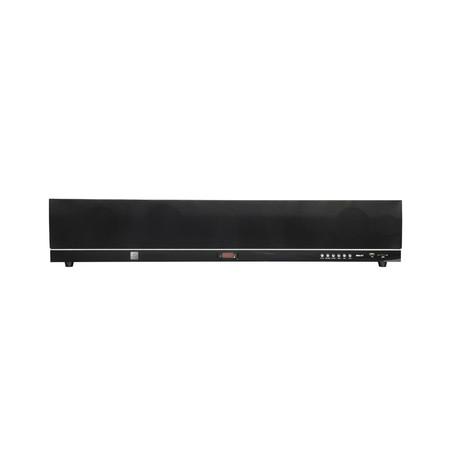 Soundbar Widebox SB-490B 2.1 76W RMS Preto - C3 Tech