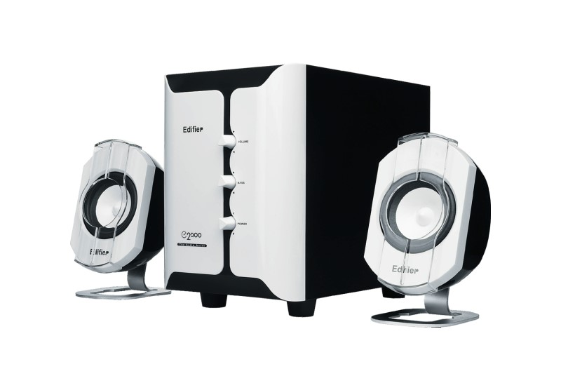 Caixa de Som 2.1 E2200 Black - Edifier