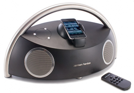 Dock Station Go + Play Micro 60W RMS - Harman Kardon