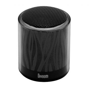 Mini caixa de som UP Bub preta