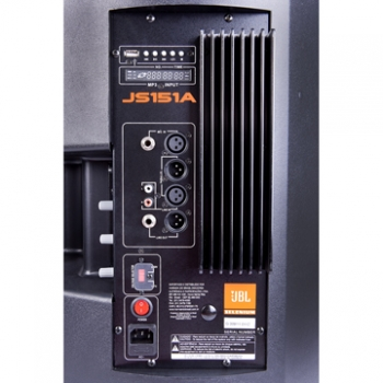 Caixa de Som Acústica Ativa JS151A 200W RMS c/ Player USB 15 Polegadas - JBL