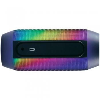 Caixa de Som Portátil Pulse Bluetooth 12W RMS (64 LEDs) JBLPULSEBLKEU - JBL