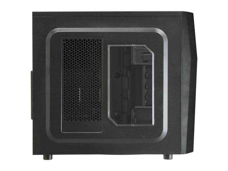Gabinete ATX MX300 Mid Tower Preto USB 3.0 - Cougar