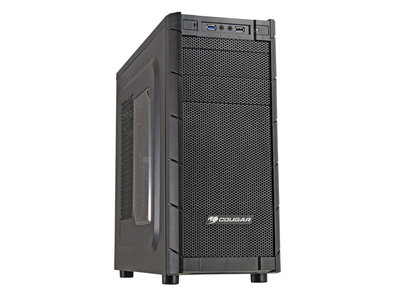 Gabinete ATX Archon 5MM5 Mid Tower USB 3.0 Preto - Cougar