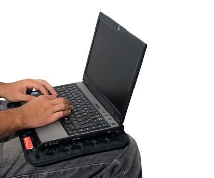 Apoio Térmico Notebook Fresh até 17 - Zagg