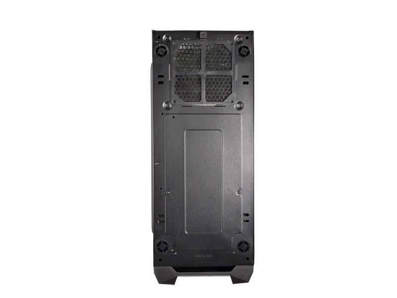 Gabinete ATX Solution 2 com Acrílico 5MMG USB 3.0 Preto - Cougar