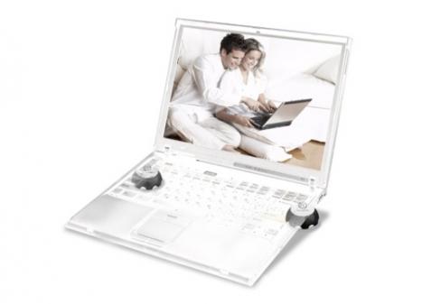 Cooler Notebook TT Gorb White CLN0028 - Thermaltake
