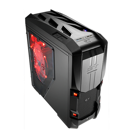 Gabinete Full Tower GT-S Black Edition - EN52162 - Aerocool