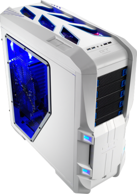 Gabinete Full Tower GT-S White Edition - EN52179 - Aerocool