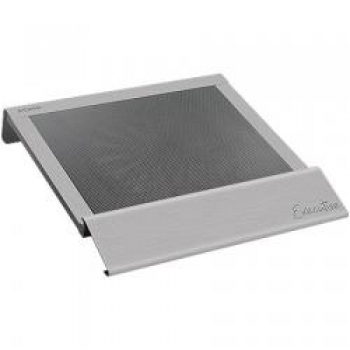 Cooler Para Notebook Até 17 Polegadas Executive em Alumínio Prata 200mm (18540) - Pcyes