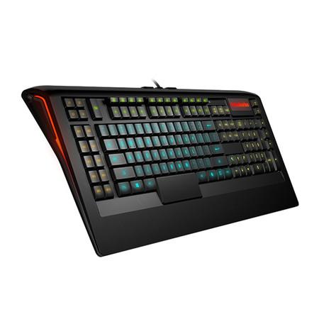 Teclado Apex Gaming Iluminado em 5 Zonas 64145 - Steelseries