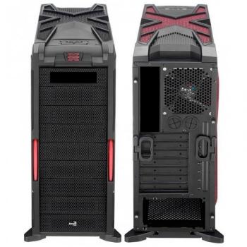 Gabinete ATX Strike-X Advanced Vermelho EN58032 - Aerocool