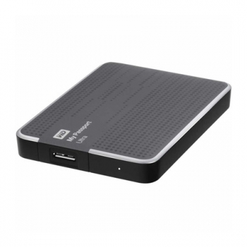 Hard Disk Externo 1TB My Passport Ultra USB 3.0 WDBZFP0010BTT Prata - Western Digital