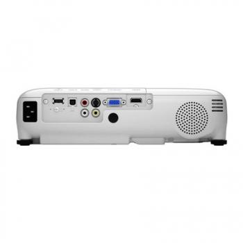 Projetor Multim�dia Powerlite W18+ HD 3000 Lumens (1280x800) Conex�o HDMI e USB - Epson