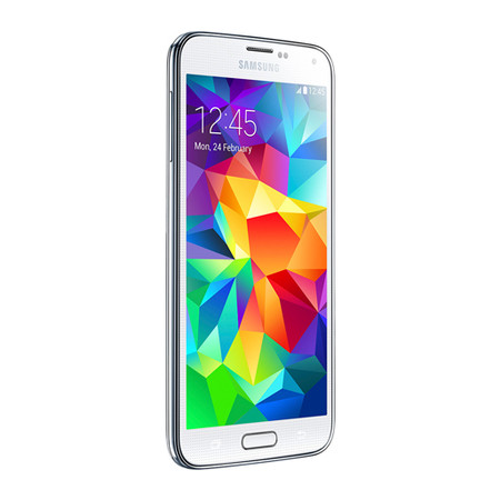 Smartphone Galaxy S5 com Android 4.4, Quad Core 2.5 Ghz e Câmera de 16 MP com Flash Branco LED SM-G900M - Samsung