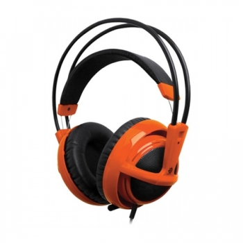 Headset Siberia V2 Orange com Microfone 51106 - Steelseries
