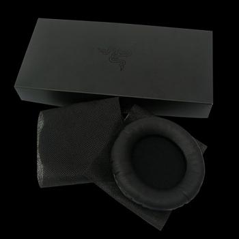 Almofada em Couro para Reposição de Fones de Ouvido Razer RZ30-00270300-W1M1 - Razer