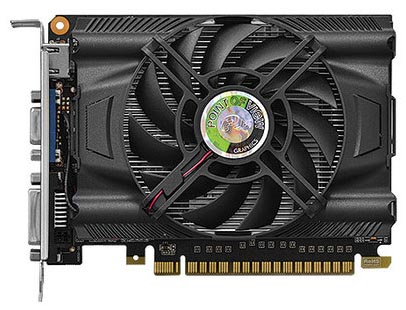 Placa de Vídeo Geforce GTX660 2GB GDDR5 128Bits VGA-660-C1-2048 - POV