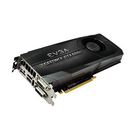 Placa de Vídeo GeForce GTX660TI FTW LE 3GB DDR5 192 Bits 03G-P4-3666-KR - EVGA