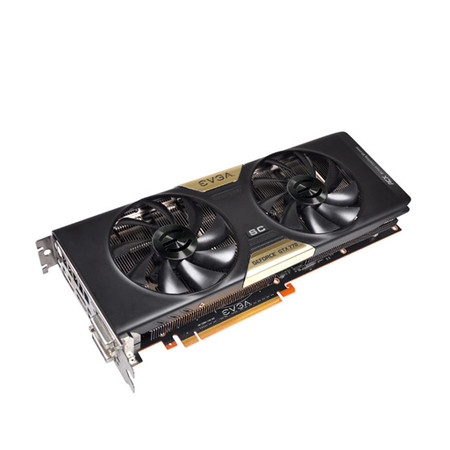 Placa de Vídeo Geforce GTX770 2GB DDR5 SC 256Bits 02G-P4-2774-KR - EVGA