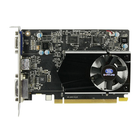Placa de Vídeo ATI R7 240 2GB DDR3 128Bits 11216-00-20G - Shappire