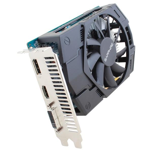 Placa de Vídeo ATI R7 250X 1GB DDR5 128Bits 11229-00-20G - Shappire