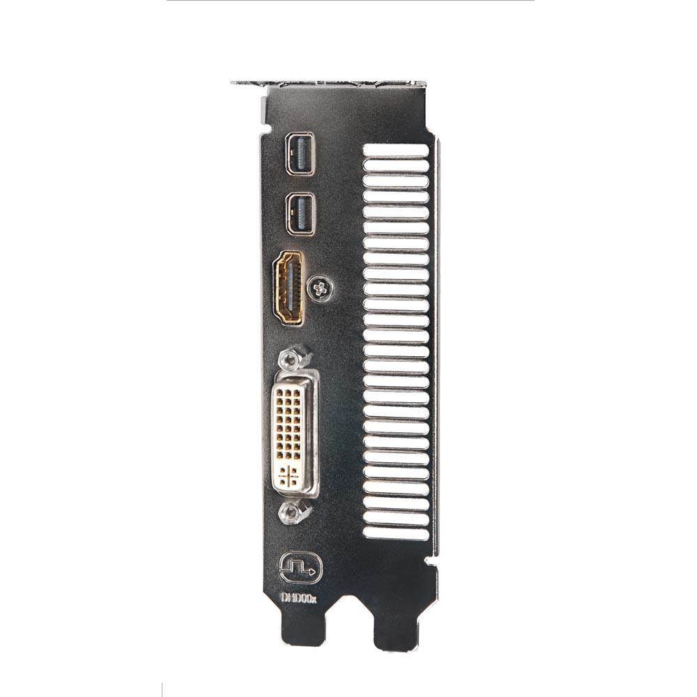 Placa de Vídeo ATI R7 250X 1GB DDR5 OC 128Bits GV-R725XOC-1GD - Gigabyte