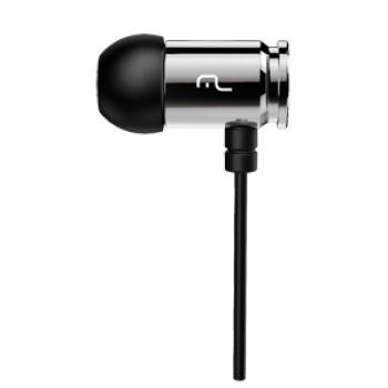Fone de Ouvido Earphone Premium Prata PH092