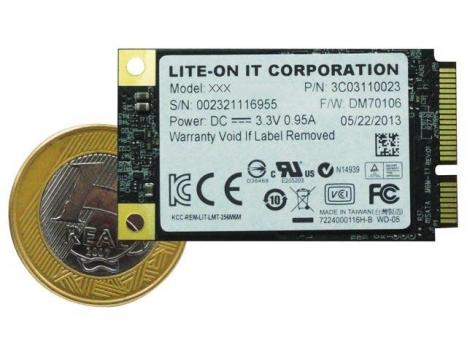 SSD 64GB Msata 3.0 LMT-64M6M - LITE-ONE