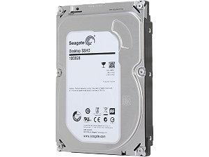 SSHD 1 Terabyte Híbrido 7200RPM 64MB Sata III 3,5 ST1000DX001 - Seagate