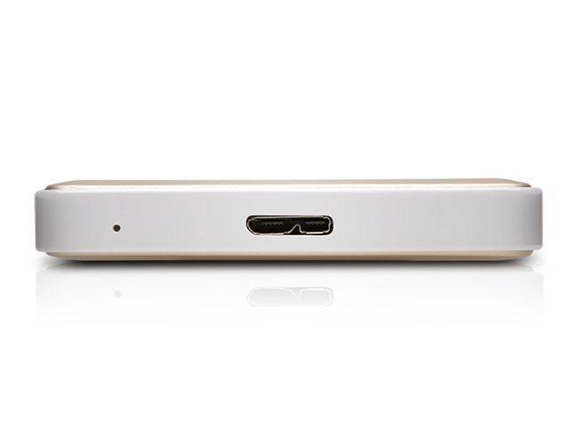 HD Externo 1TB USB 3.0 7200RPM Dourado 0S03753 2.5 polegadas - Hitachi