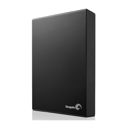 HD Externo 4TB USB 3.0 Preto STBV4000100 3.5 polegadas (com fonte) - Seagate