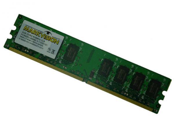 Memória de 2GB DDR2 800Mhz - Markvision
