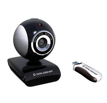 Webcam Wireless 3809 2MP - Leadership