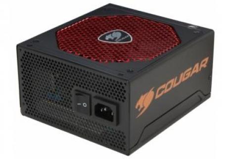 Fonte ATX 600W RX600 Ultra Quiet (PFC Ativo) - Cougar